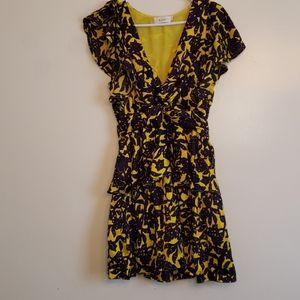 A.L.C. Silk Dress Size 6